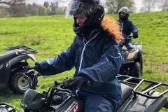 Ripley Castle - Quad Biking Gift Voucher