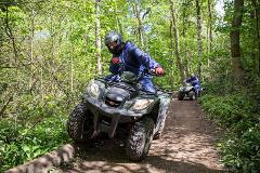 Quad Biking at Hazlewood Castle