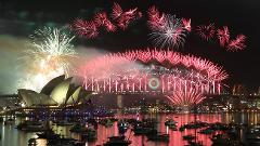 9pm Family Fireworks New Years Eve cruise