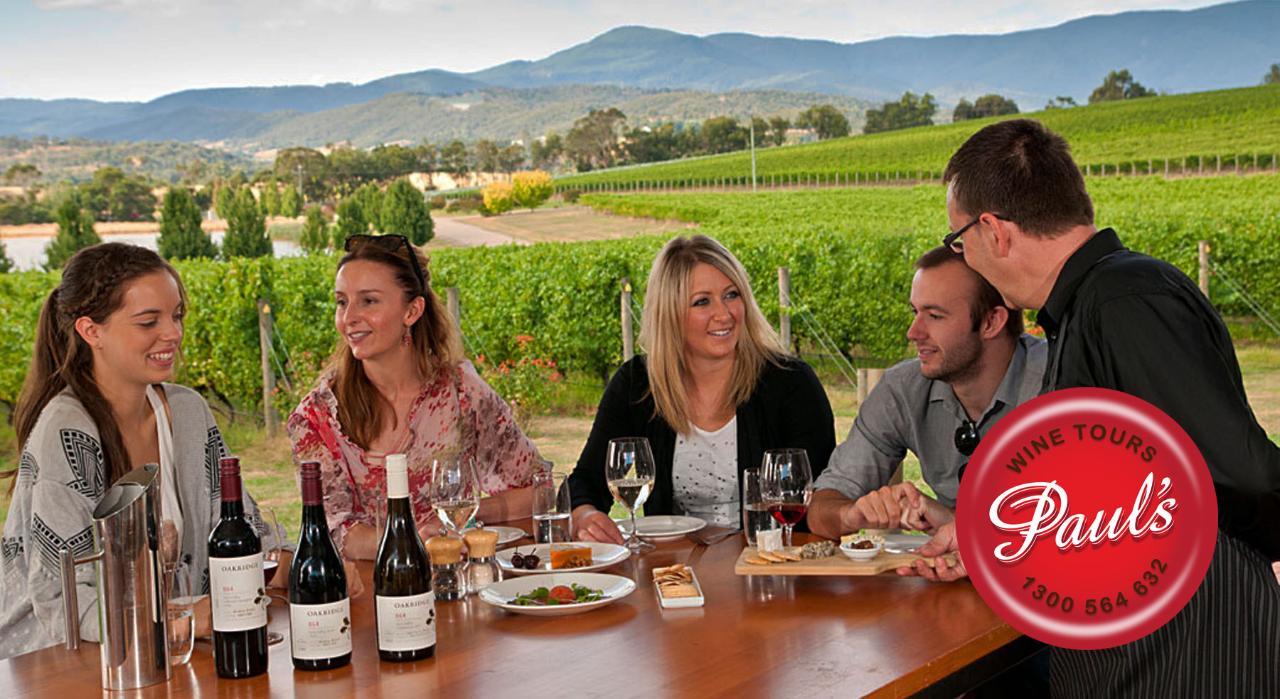 Paul's Premium Yarra Valley Wine Tour