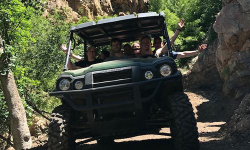 Guided ATV Safari