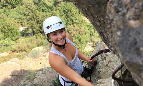 Via Ferrata - Individual Climb