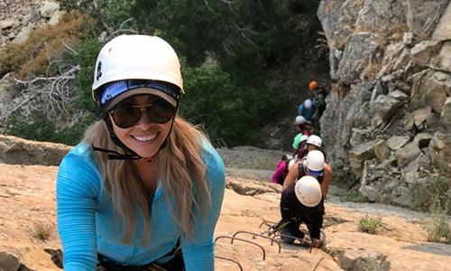 Via Ferrata - Open Group Climb