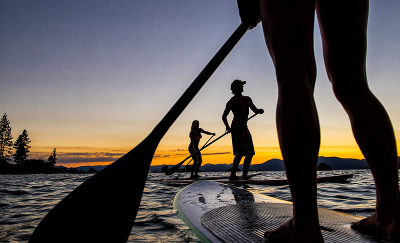 Guided Paddleboard Adventure