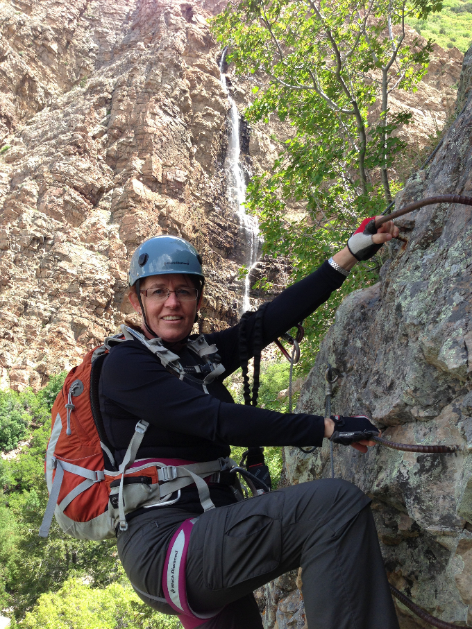 Guided Via Ferrata Individual Climb
