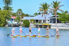 Paddleboard (SUP) Yoga Class