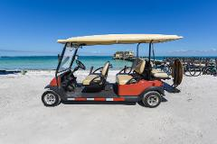 Golf Cart- 6 Passenger