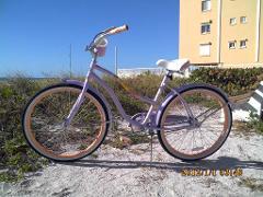 Ladies Bike Rental
