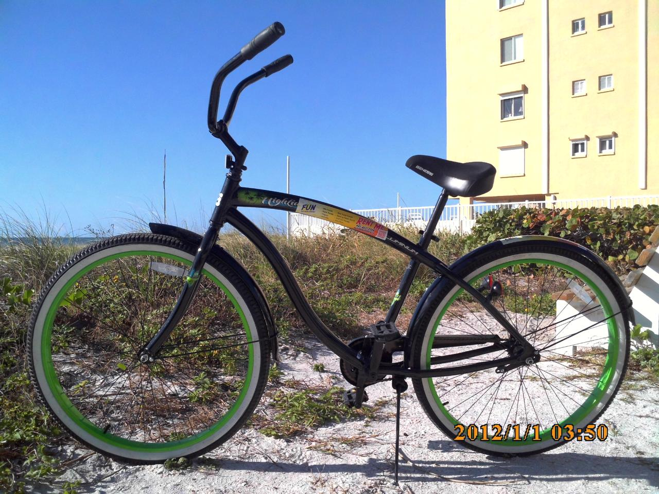 Mens Bike Rental