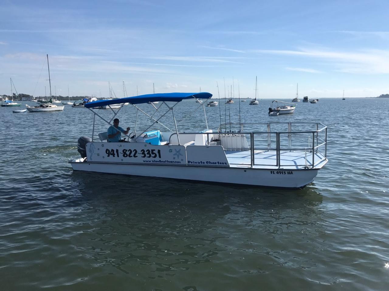 Anna Maria Island Leisure Boat Tour