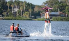 Flyboarding-  30 min or 1 hour lesson