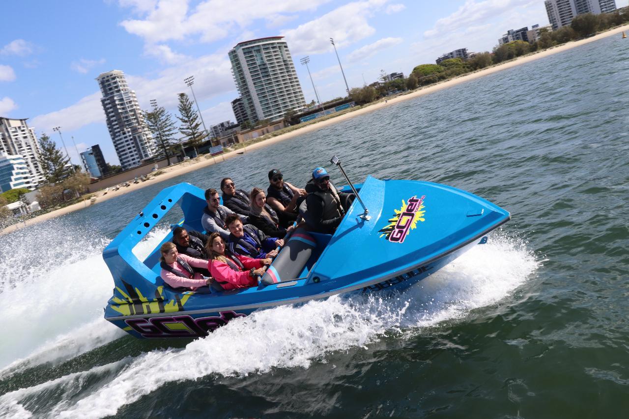 Rapid V8 Jet Boat Ride