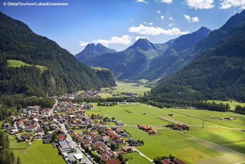 Austrian Tyrol - St Anton & Silvretta Pass - Mon 16th July 2018