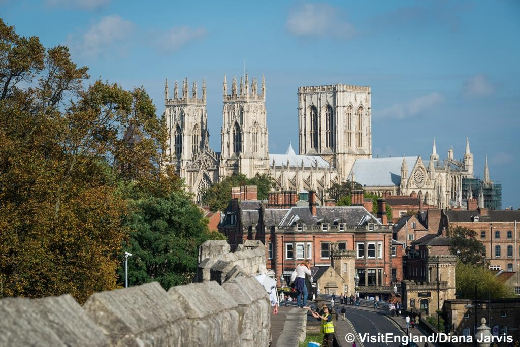 Historic York & Harrogate - Mon 18th Feb 2019