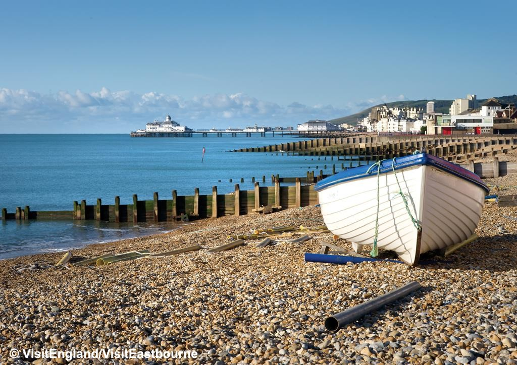 Eastbourne & The Sussex Coast - Wed 10th April 2019