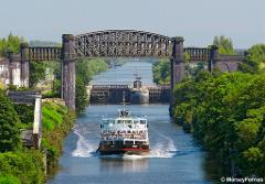Manchester Ship Canal & History - Fri 10th August 2018