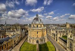 Oxford - City of Dreaming Spires - Fri 15th Oct 2021