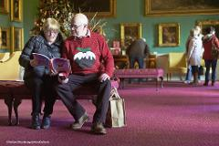 Stourhead at Christmas - National Trust - Wed 13th Dec 2017