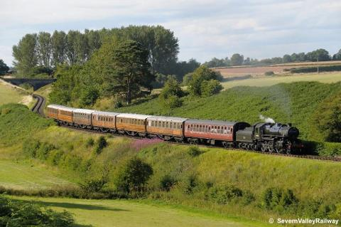 Worcestershire & The Severn Valley - Sun 3rd June 2018