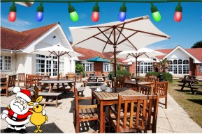 Warner - Christmas at Bembridge Coast Hotel - Sat 23rd Dec 2017
