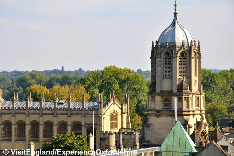 Oxford at Christmas - Thu 23rd Nov 2017