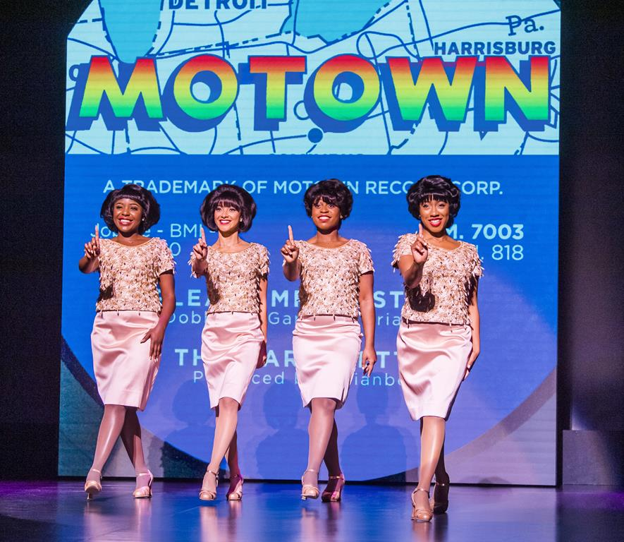 Motown - The Musical at The Mayflower Theatre, Southampton - Thu 10th Oct 2019