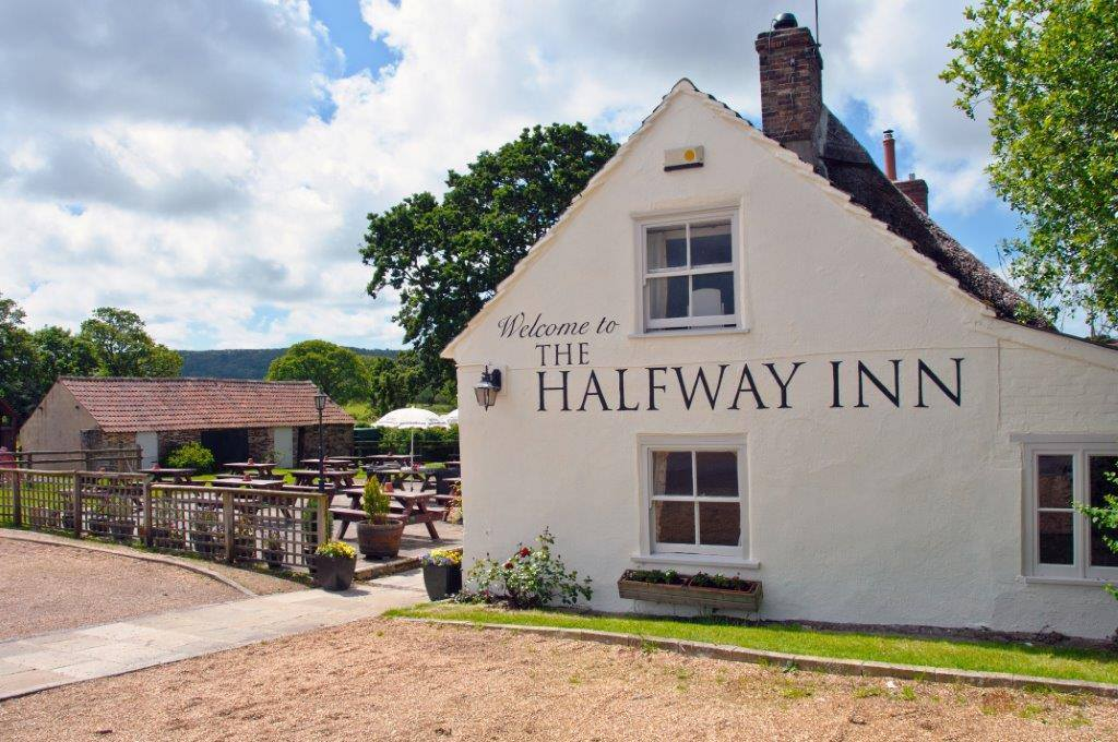 Isle of Purbeck Pub Lunch & Drive - Thu 14th March 2019
