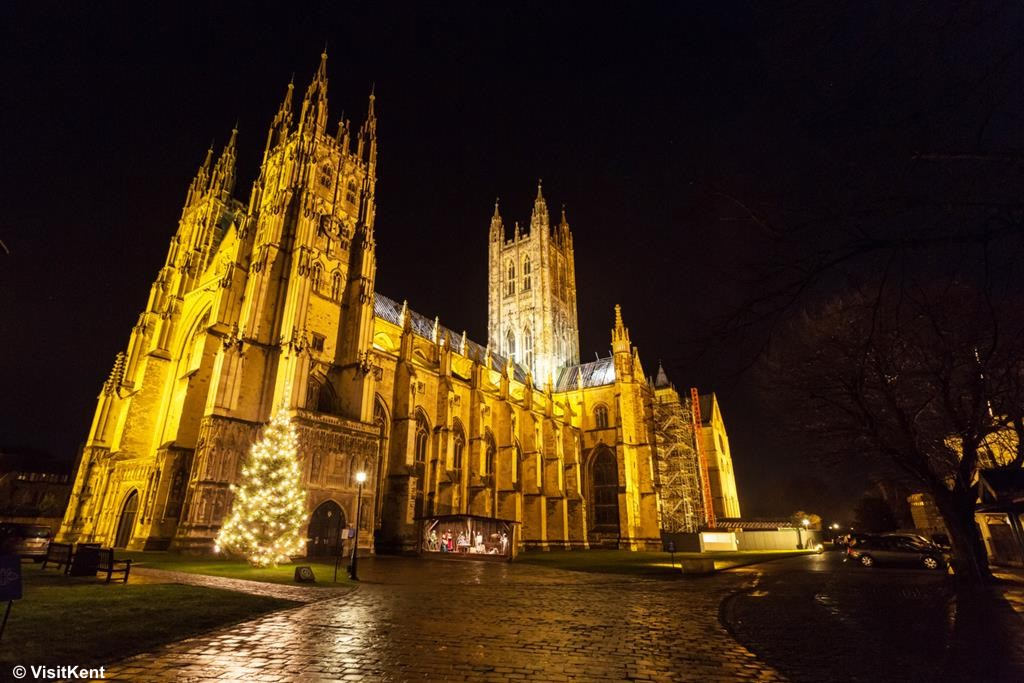 Christmas in Canterbury - Sat 23rd Dec 2017