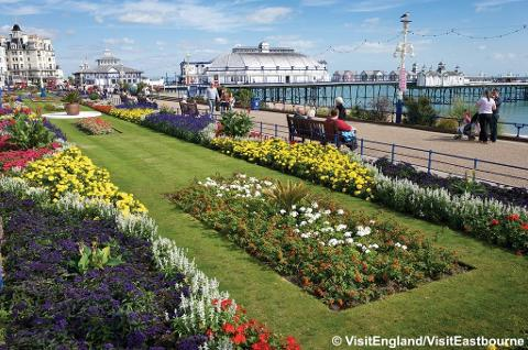 Eastbourne - 4* Seafront Hotel - Mon 16th Oct 2017