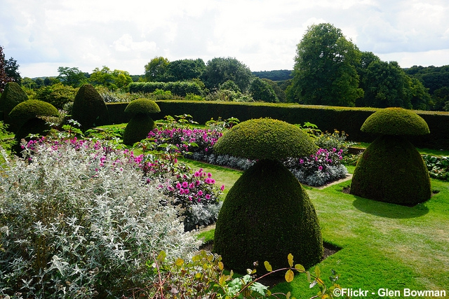 Hinton Ampner House & Garden - National Trust - Wed 15th May 2019