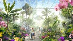 Floriade & Dutch Bulbfields - Fri 15th April 2022