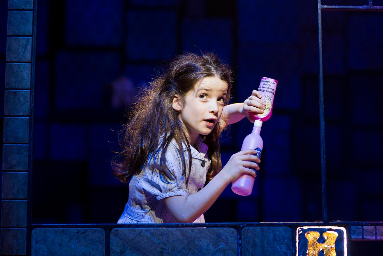 Matilda The Musical at The Mayflower Theatre, Southampton - Thu 20th June 2019