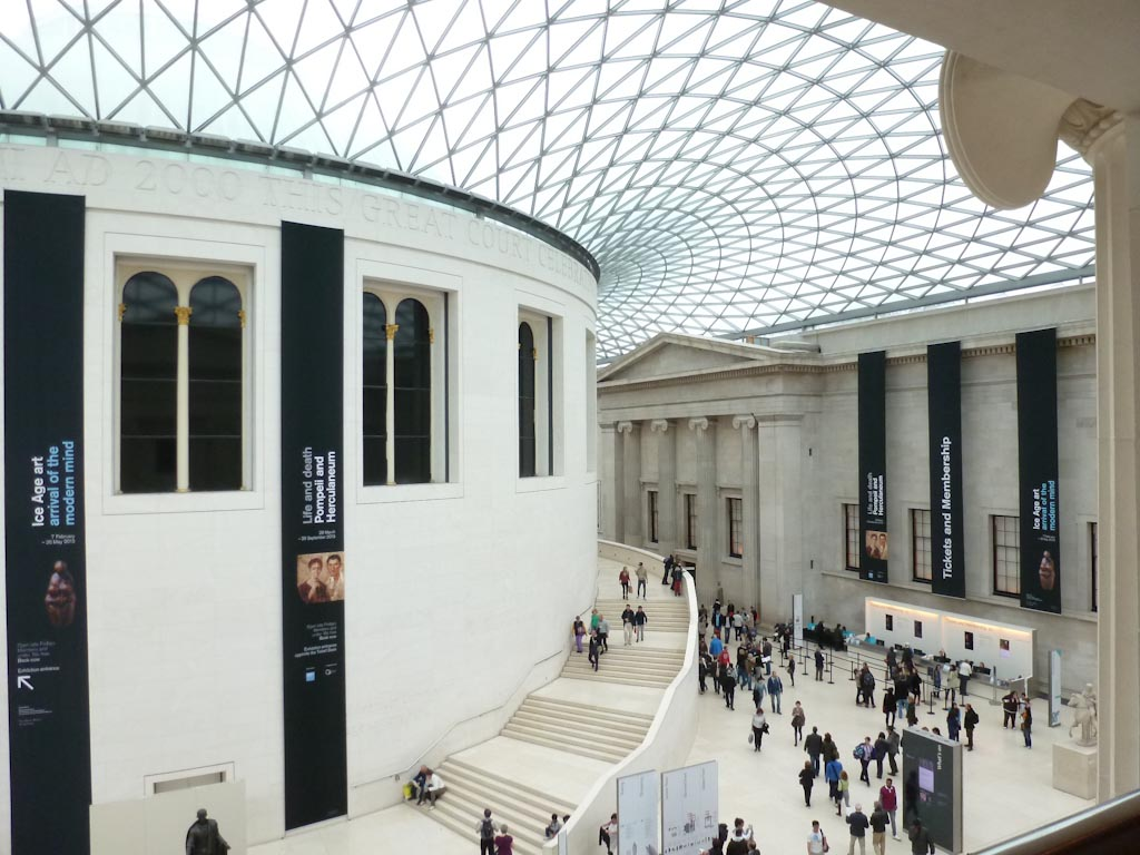 British Museum - London - Tue 10th July 2018
