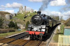 Swanage Railway & The Purbecks - Wed 11th April 2018