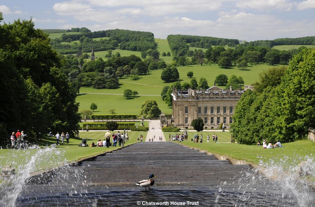 Chatsworth House & The Peak District - Thu 4th July 2019