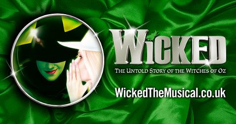 Wicked at The Mayflower Theatre, Southampton - Thu 4th Oct 2018