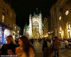 Bath at Christmas - Mon 29th Nov 2021