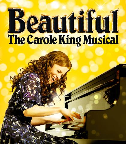 Beautiful - The Carole King Musical at The Mayflower Theatre, Southampton - Wed 27th Sept 2017