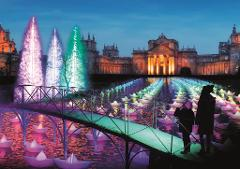 Christmas at Blenheim Evening Light Trail & Oxford - Wed 13th Dec 2017