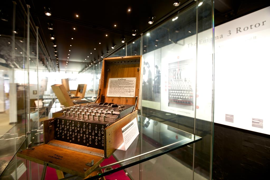 Bletchley Park, STATION X  - SPECIAL PRICE - Thu 6th Feb 2020