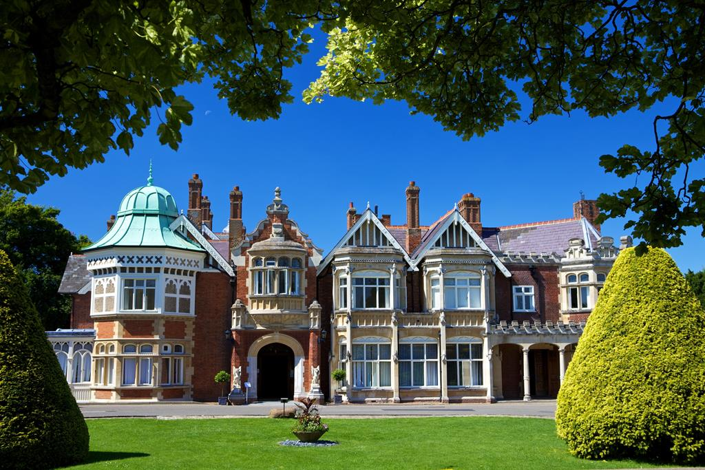 Bletchley Park, STATION X  - Fri 5th Apr 2019