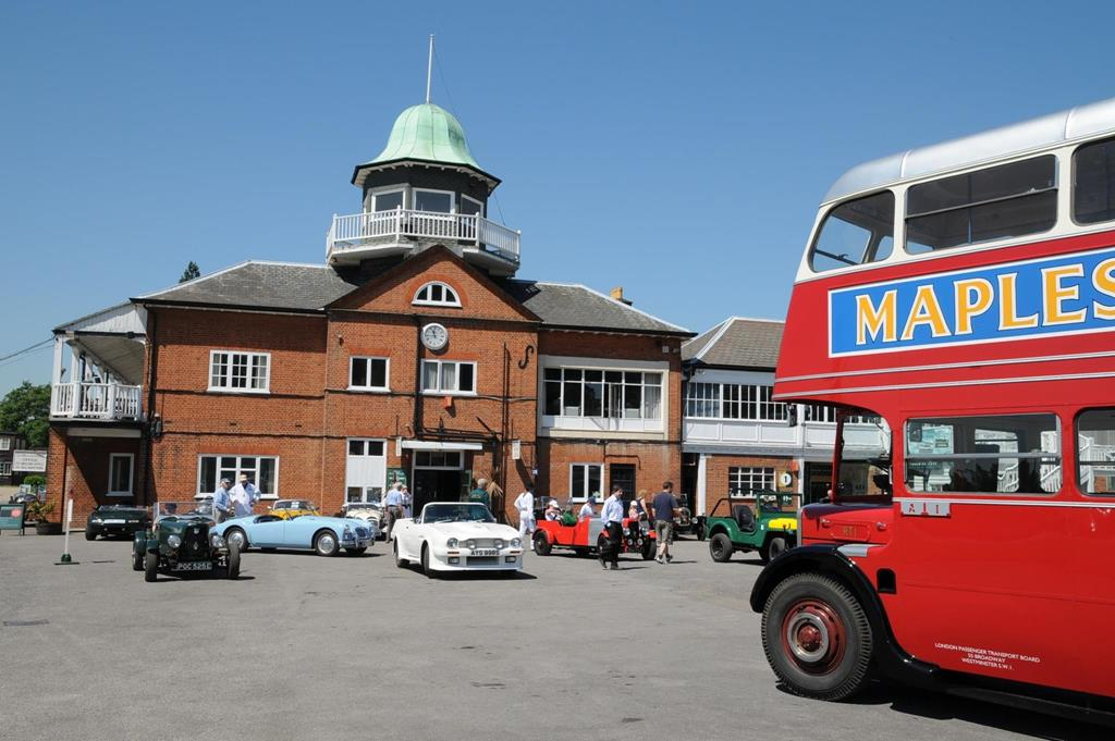 Brooklands Museum & Concorde Experience - Thu 31st May 2018