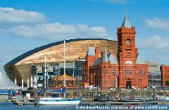 Cardiff City Break - BED & BREAKFAST BASIS ONLY -  Sun 10th March 2019