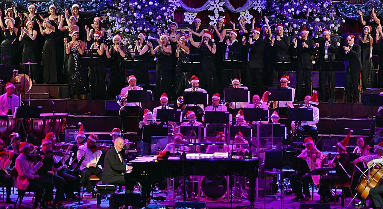 Christmas Carol Singalong at Central Hall, Westminster - Sat 15th Dec 2018