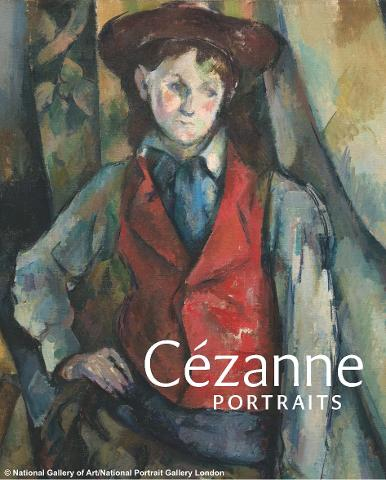 Cezanne Portraits at The National Portrait Gallery - Wed 10th Jan 2018