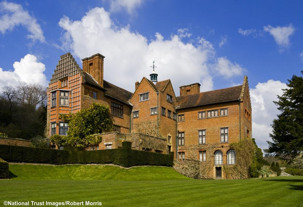Chartwell House, Kent - National Trust - Thu 17th May 2018