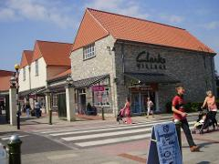 Clark's Village - SUPER SAVER - Fri 2nd Feb 2018