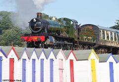 Torbay & Dartmouth Steam Train - 3* Palace Hotel - Fri 11th Oct 2019