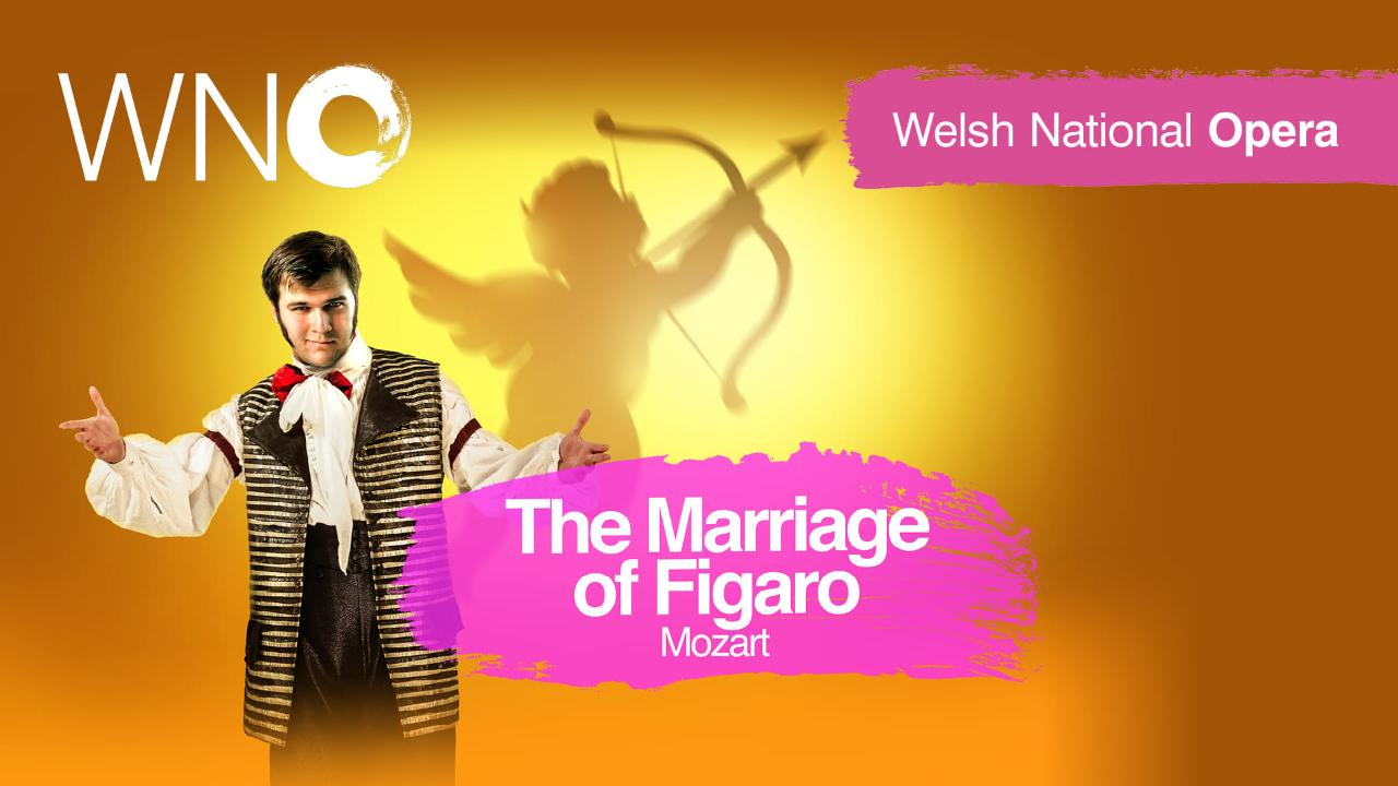 The Marriage of Figaro - Welsh National Opera at The Mayflower Theatre, Southampton - Wed 18th March 2020
