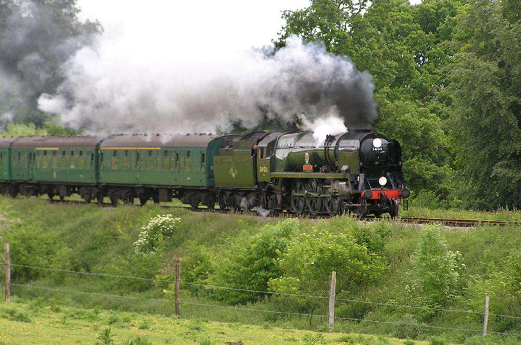 Watercress Railway Line & Jane Austen's House - Tue 22nd May 2018